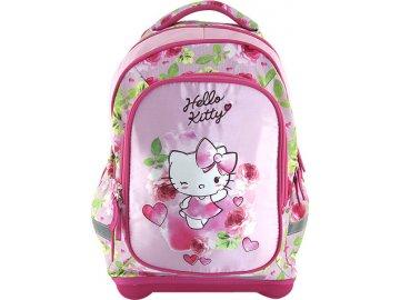 Školní batoh Target Hello Kitty, růžový