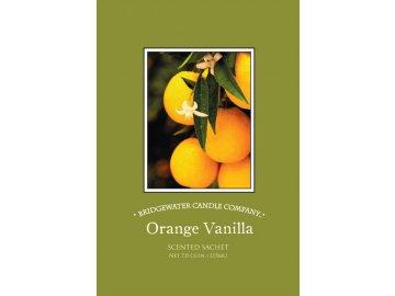 Vonný sáček ORANGE VANILLA 115ml