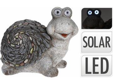 Solární želva na zahradu 32 cm