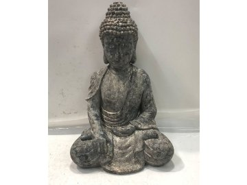 Budha, MgO keramika, zahradní dekorace