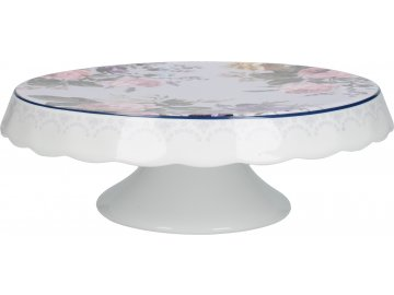 Porcelánový talíř na dorty Wild Apricity