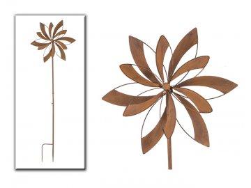 Větrník | kov | 190x60x19cm
