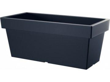 Truhlík Lofly Case antracit 79,2x35,2 cm