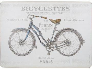 Korkové prostírání Bicycle velké