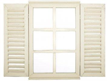 Zrcadlo s okenicemi