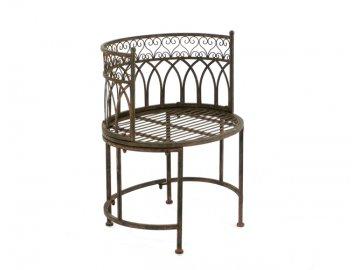Kovová zahradní židle Vigo SET 2KS