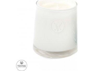 Tester vonné svíčky Wonderful White