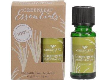 Esenciální olej Gingergrass