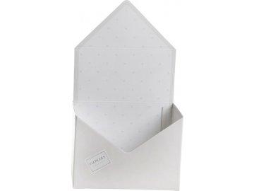 Flower box Postcard puntík
