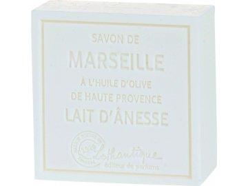 Marseillské mýdlo Lait d'ânesse