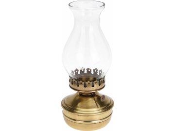 Olejová lampa Vintage  27 cm zlatá