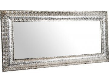 Kovové zrcadlo Arabica 60x120 cm