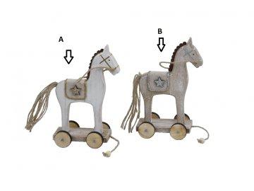 tahací koník varianty Upraveno
