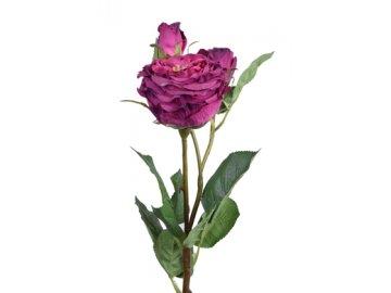 Květina růže umělá