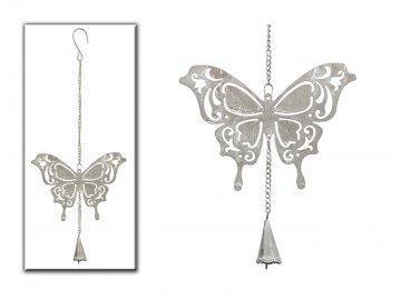 Girlanda | motýl | kov