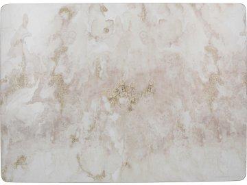 Korkové prostírání Grey Marble velké