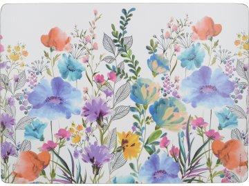 Korkové prostírání Meadow Floral velké