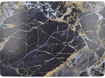 Korkové prostírání Navy Marble velké