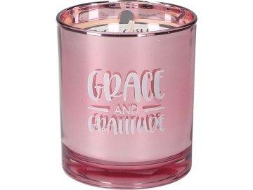 Noteables Candle Grace Gratitude