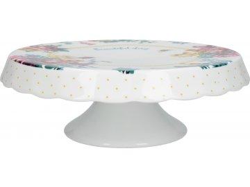 Porcelánový talíř na dorty Bohemian Spirit