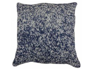 Polštář | pletený | 2 barvy | 45x45cm