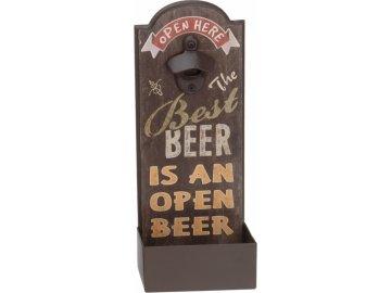 Otvírák lahví Best beer ...