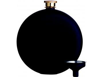 Černá placatka