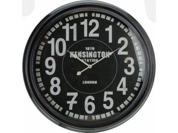 Kovové hodiny KENSINGTON 63 cm