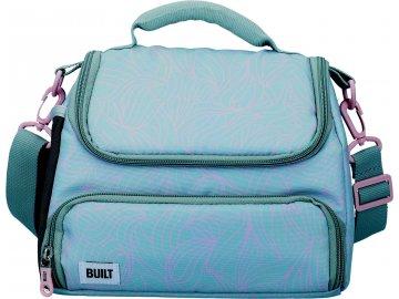Svačinová taška Built světle modrá malá