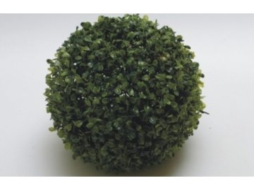 Buxusová koule 18 cm
