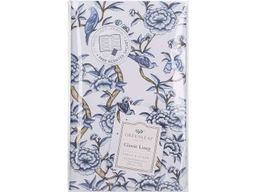 Zápisník s vonným sáčkem Classic Linen