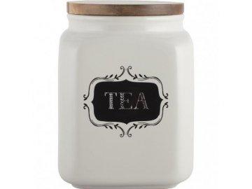 Dóza na čaj   Stir It Up   keramická   11x14cm