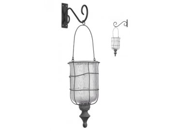 EGO 354204; lucerna s uchem na zavěšení, 28x21,5x69,5cm