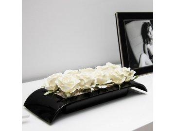 Ikebana černá 247x134 mm
