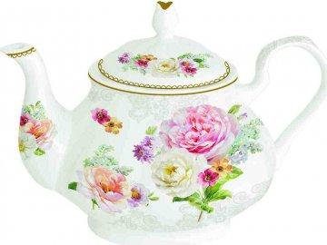 Porcelánová konev Romantic Lace