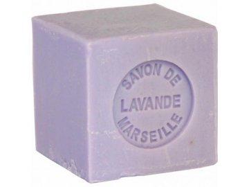 Mýdlo francouzské přírodní LEVANDULE lavande 100g
