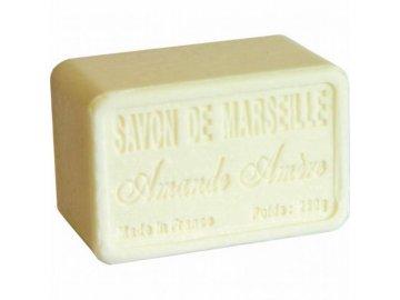 Mýdlo francouzské přírodní HOŘKÁ MANDLE 250g