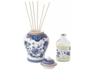 Porcelánový difuzér Oriental Paisley