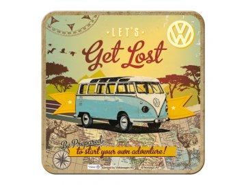 Podtácek VW Let's Get Lost