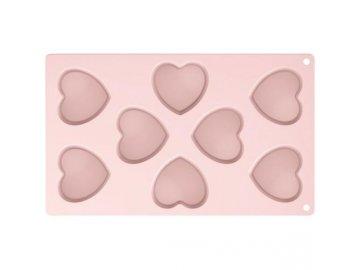 Forma na muffiny | Cottage Flower | srdce