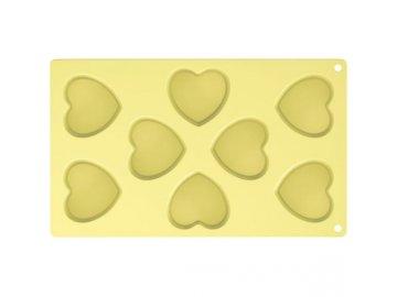 Forma na muffiny | English Garden | srdce