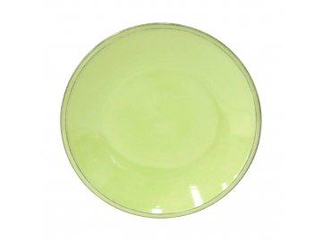 Talíř Friso 28cm zelený