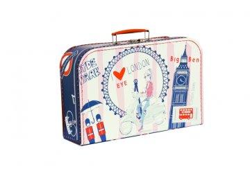 Dětský kufřík | Londýn | 35x23x11cm