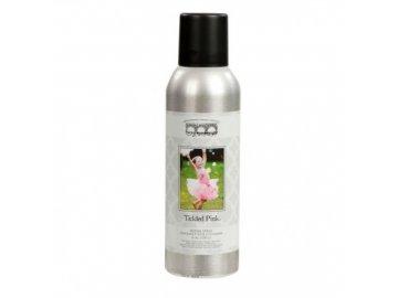 Pokojový parfém TICKLED PINK | sprej | 19x5x5cm | 170g | 177ml