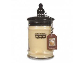 Vonná svíčka Vanilla Cream (Velikost 250g)