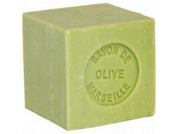 Mýdlo francouzské přírodní OLIVA olive 100g
