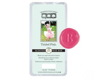 Vonný vosk do aroma lampy TICKLED PINK 73g