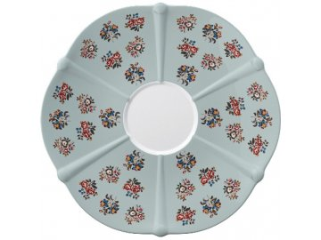 Podšálek DUTCH GERLAND | porcelán | 20cm