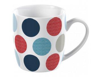 Hrnek porcelánový Blue Spot