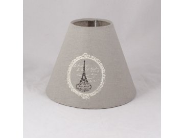 Stínidlo na lampu | Paris | 2 motivy